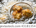 Fried chicken 43181354