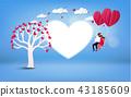 Love concept. Happy Valentine's Day 43185609