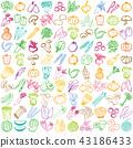 蔬菜 圖標 Icon 43186433