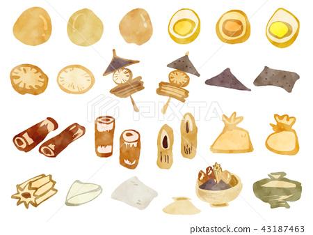 oden, food, foods 43187463