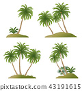 Landscapes with Palm Trees 43191615