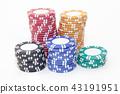 賭場 賭博 顆粒 43191951