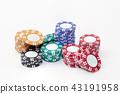 賭場籌碼 43191958