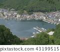 mie prefecture, brocade, fishing port 43199515