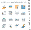leakage protect symbol 43202619