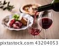 紅酒和食物 43204053