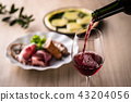 紅酒和食物 43204056