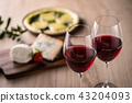 紅酒和食物 43204093
