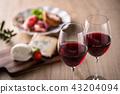 紅酒和食物 43204094