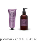 Soap, Lotion, Spa Cosmetics Container.   43204132
