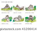 Castle of Japan (100 Great castles) 43206414