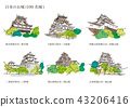 Castle of Japan (100 Great castles) 43206416