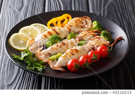 Healthy snack 43210215