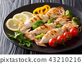 squid, food, diet 43210216