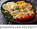 squid food diet 43210217