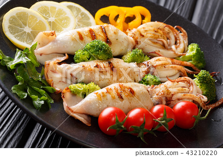 Healthy food seafood 43210220