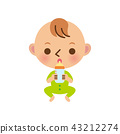 ขวดนมสำหรับทารก 43212274