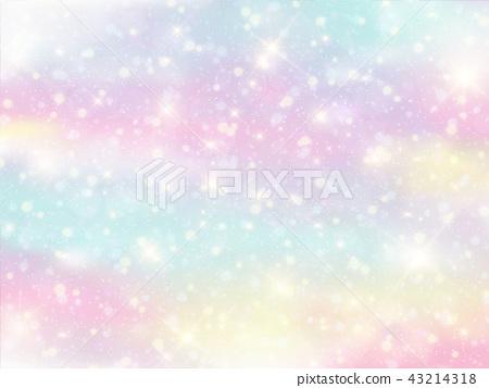 Vector illustration of galaxy fantasy background a 43214318