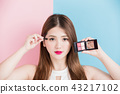 pretty girl take makeup palette 43217102