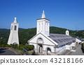 Aizu church 43218166