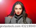 抽象 亚洲 亚洲人 43219040