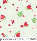 flower, flowers, pattern 43222690