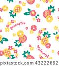 flower, flowers, pattern 43222692
