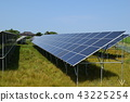 太陽能板 43225254