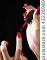 네일, 손톱, 매니큐어 43226989