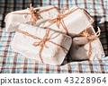 Organic handmade soap. 43228964