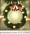 聖誕節租賃背景 43232868