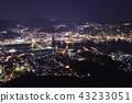 [나가사키 현]이나 사산의 야경 (일본 3 대 야경) 43233051
