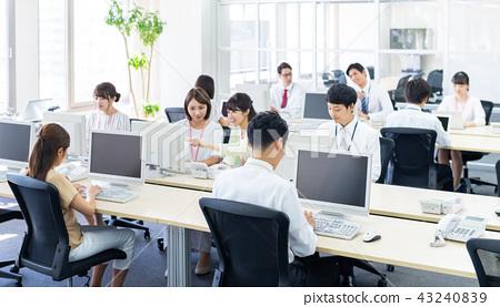 办公室 商业 商务 43240839