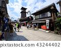 Kawagoe time bell 43244402