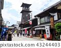 Kawagoe time bell 43244403