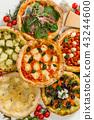 피자, 이탈리안, 이탈리아 사람 43244600