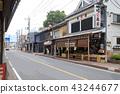 Kawagoe's streets 43244677