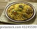 파스타, 스파게티, 이탈리아 요리 43245590