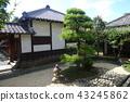 honmaru palace, courtyard, garden 43245862