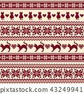 ฤดูหนาว,ถักไหมพรม,สัตว์เลี้ยง 43249941