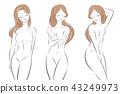 body female lady 43249973