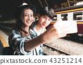 관광객, 여행자, 방콕 43251214
