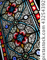 Stained glass 43254392