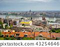 布达佩斯 建筑 城市 43254646