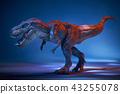 dinosaur 43255078