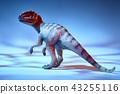dinosaur 43255116