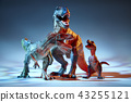 dinosaur 43255121