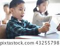 IT教育的课堂场面 43255798