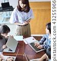 小学IT教育课风景 43255966