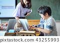 小学IT教育课风景 43255993